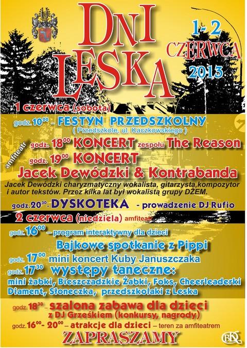 Dni Leska 2013