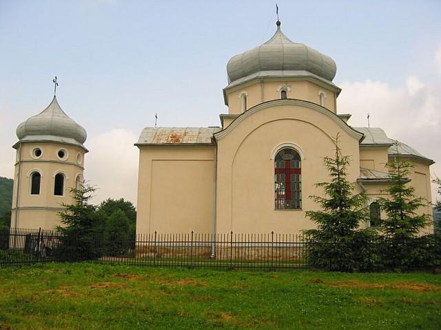 Obecnie kościół rzymsko-katolicki dawna Cerkiew p.w. Trójcy Świętej