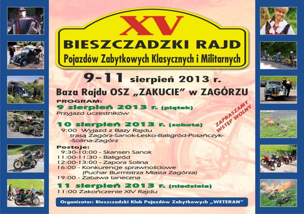 weteran_XV_Bieszczadzki_Rajd_Pojazdów_zabytkowych_2013