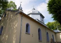 GMINA BALIGRÓD: Odwiedź cerkiew w Baligrodzie
